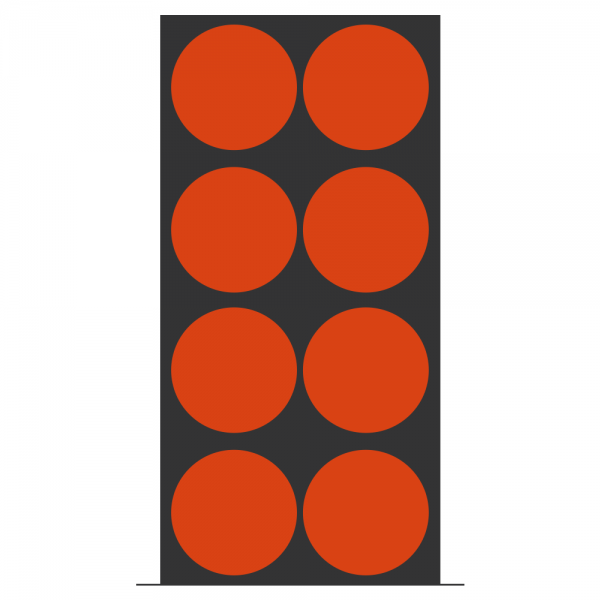 """8er Band-Box (Tower 8x10"""" / PA)"""
